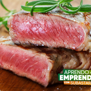 ¿Cómo producir carne con sello verde?